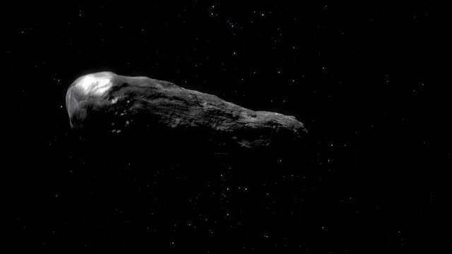 Watch Animation of `Oumuamua passing through the Solar System (annotated) GIF by Dave Mosher (@davemosher) on Gfycat. Discover more 1I/2017 U1 ('Oumuamua), ESO, European Southern Observatory, European Southern Observatory (ESO), Milky Way : Interplanetary Body : Asteroid, Science & Technology, Solar System, astronomy, ground-based astronomy, observatory, telescope GIFs on Gfycat