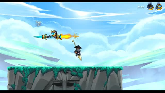 Watch and share Brawlhalla GIFs by jaximusrhymes on Gfycat