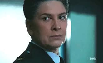 Watch and share Wentworth Prison GIFs and Joan Ferguson GIFs on Gfycat