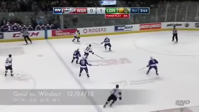 Watch and share Toronto Maple Leafs GIFs and London Knights GIFs by mpiedlourde on Gfycat