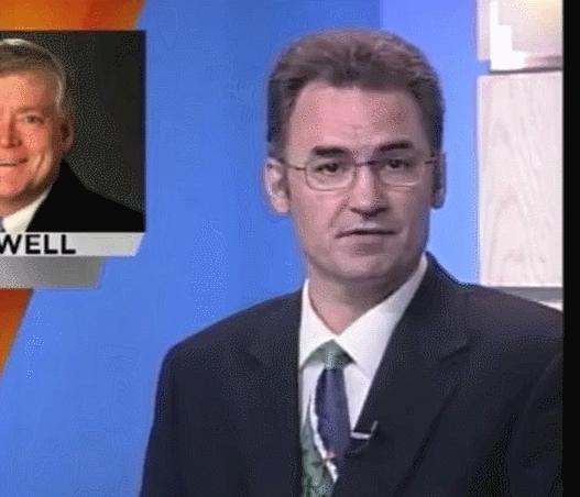 nevertellmetheodds, This newscaster's penis in his hairafter a quicktoss. (reddit) GIFs