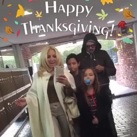 Watch and share Happy Thanksgiving GIFs by @ShadowsOfBeauty on Gfycat