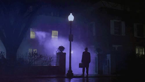 Watch The Exorcist GIF on Gfycat. Discover more creepy, creepy gif, dark, demon, gif, horror gif, horror movie, macabre, possession, priest, scary, scary gif, scary movie, the exorcist GIFs on Gfycat