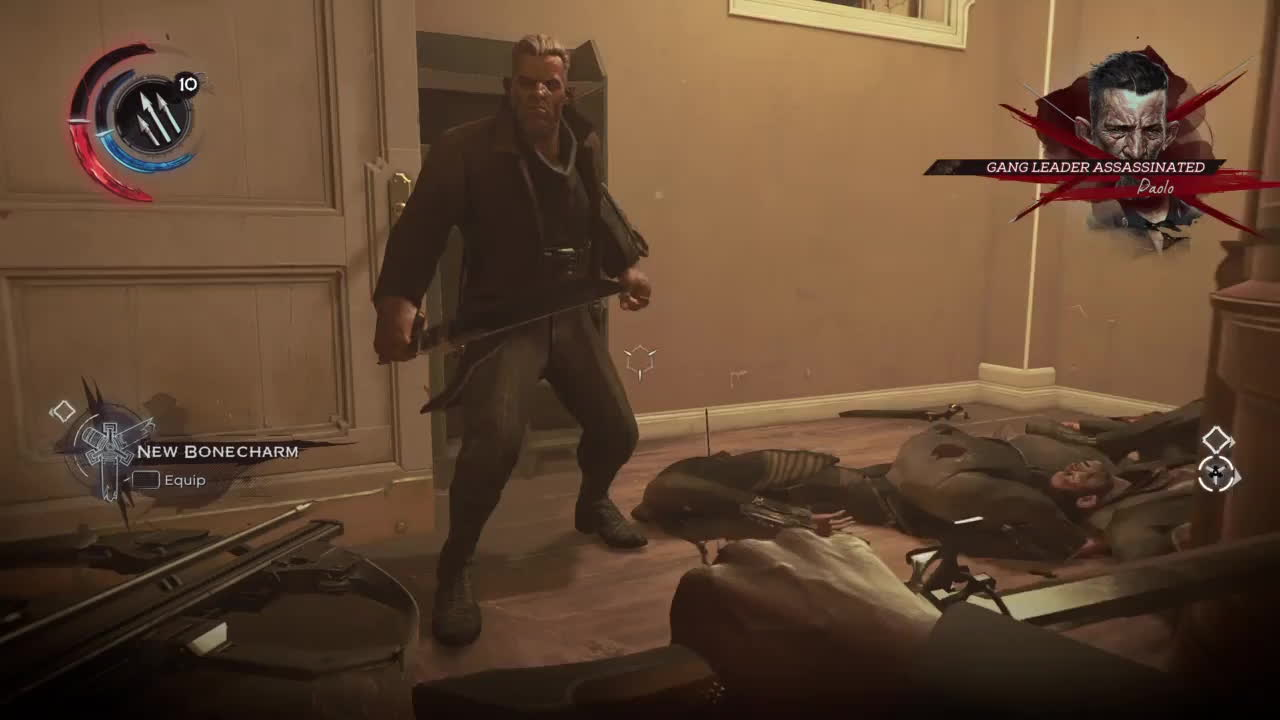 playstation 4, ps4share, sony interactive entertainment, Dishonored 2_20170111145104 GIFs