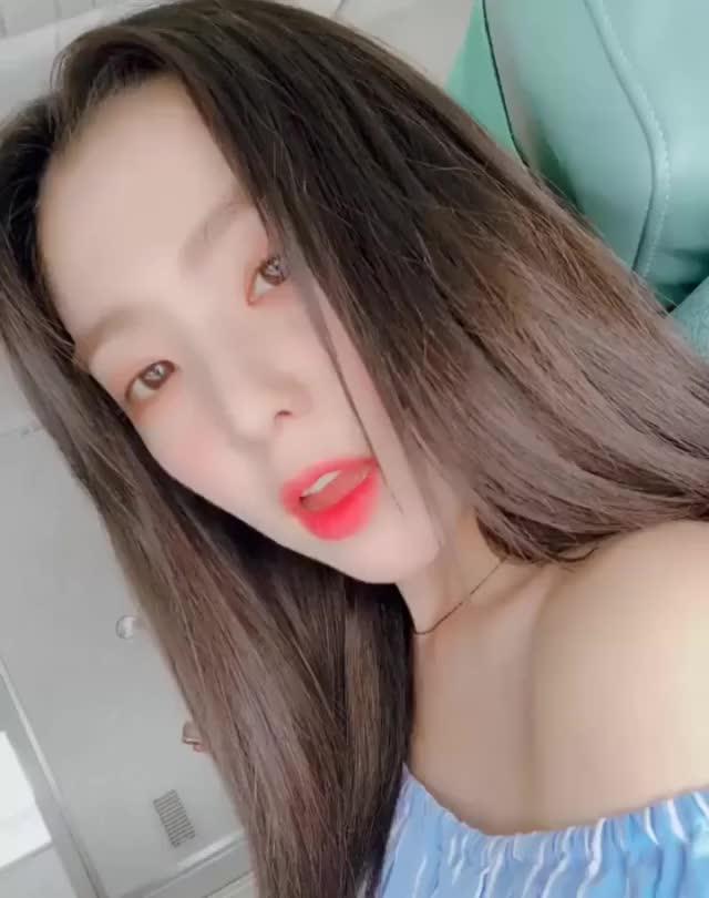 Red Velvet Irene - That lip bite