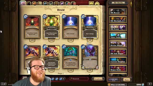 A Complete Collection - Hearthstone