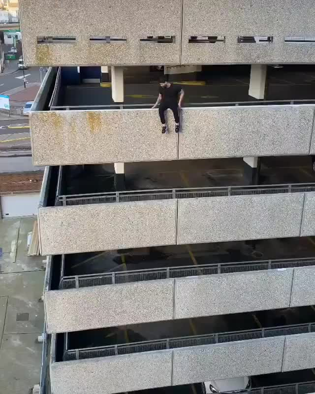 Watch and share Freerunning GIFs and Buildering GIFs on Gfycat