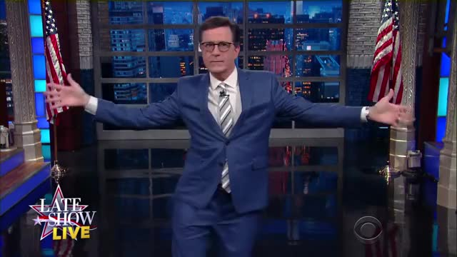 Watch and share Stephen Colbert GIFs and The Late Show GIFs by drmarianus on Gfycat