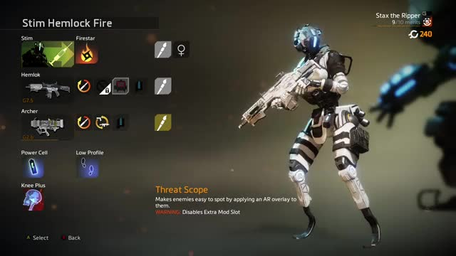 Watch Hemlock titanfall2 GIF on Gfycat. Discover more related GIFs on Gfycat