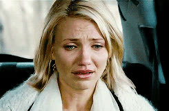 cameron diaz, cry, crying, sad, sad face, cameron diaz GIFs