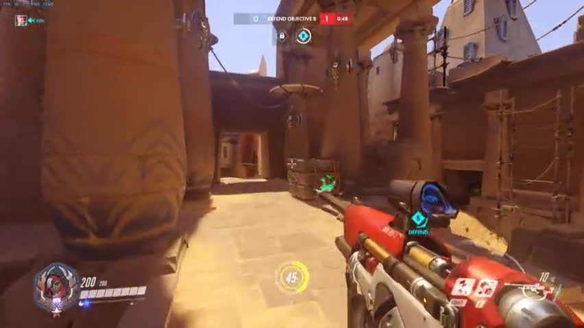 competitiveoverwatch, Nerf what? GIFs