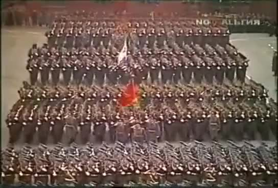 "Watch and share ""Soviet March"" In The 1984 Army Parade. (from ""C&C: Red Alert 3"") GIFs on Gfycat"