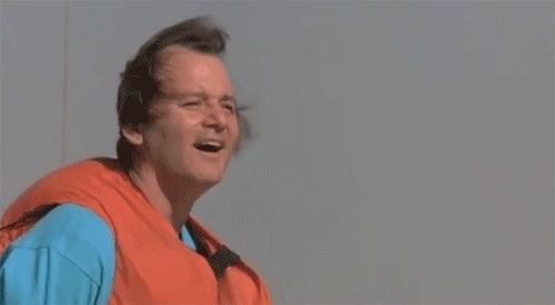 bill murray, i'm sailing GIFs