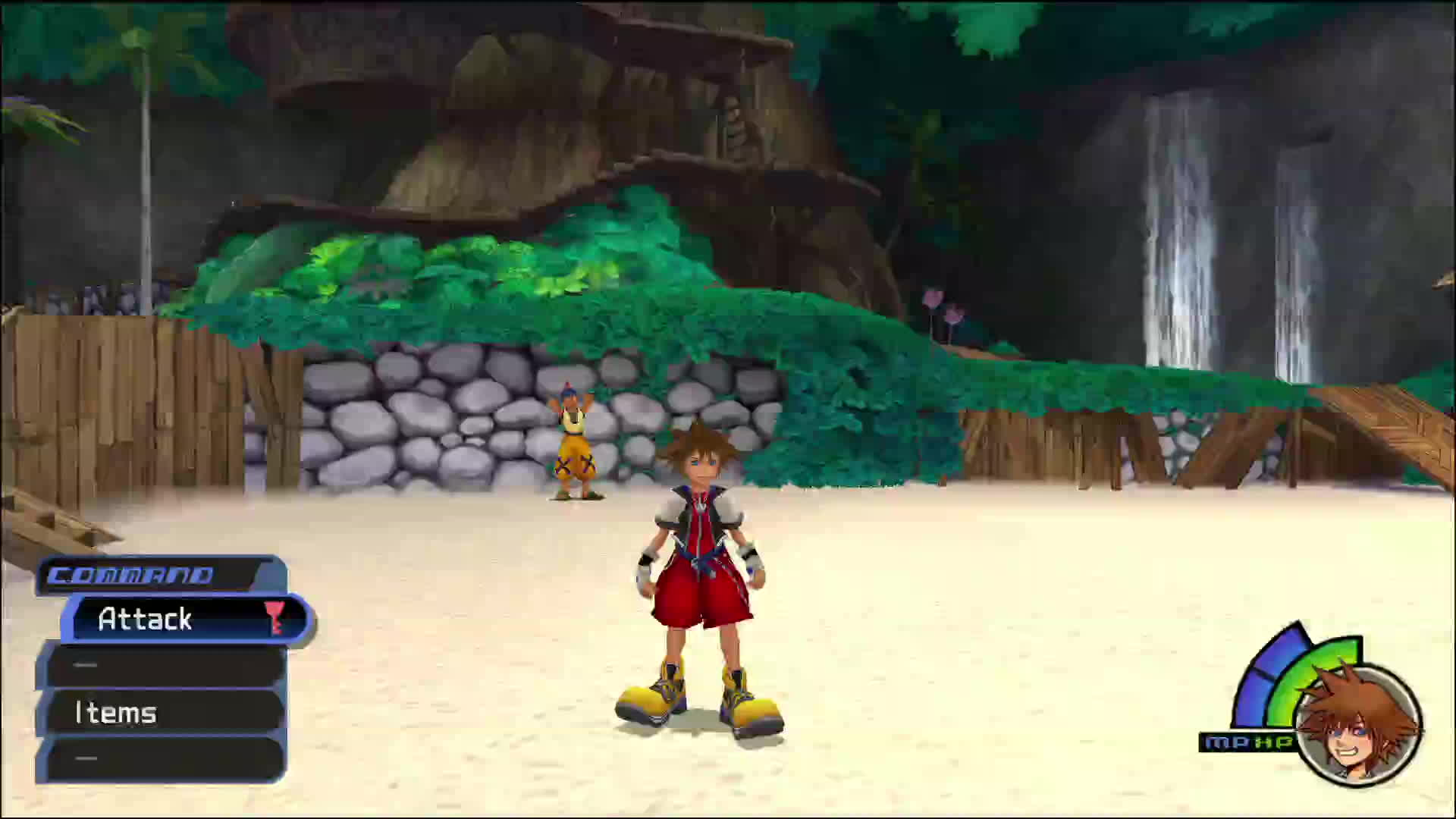 kingdomhearts, Here's some Kingdom Hearts at 60fps. Enjoy! GIFs