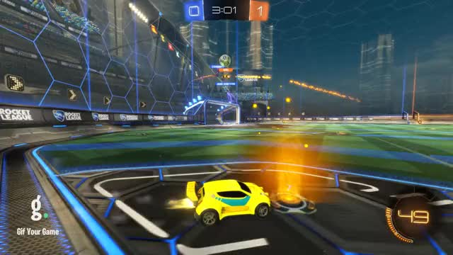Watch Goal 2: Alias GIF by Gif Your Game (@gifyourgame) on Gfycat. Discover more Alias, Gif Your Game, GifYourGame, Goal, Rocket League, RocketLeague GIFs on Gfycat