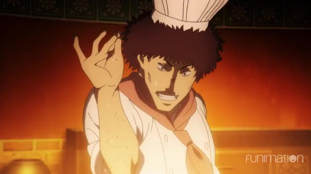 Watch and share Salt Bae GIFs by Funimation on Gfycat