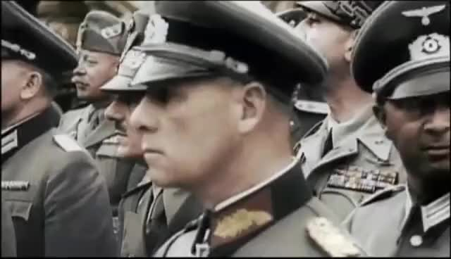 "Watch Erwin Rommel and his  ""Afrika Korps"" GIF on Gfycat. Discover more related GIFs on Gfycat"