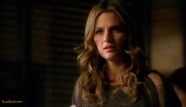 """Watch and share Castle 6x04 """"Number One Fan"""" Espo And Sully, Emma Adopted Documents (HD) GIFs on Gfycat"""