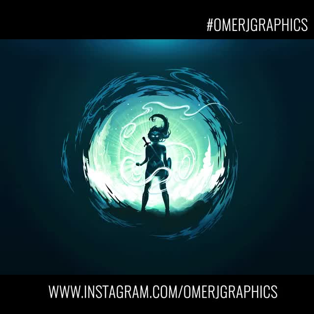 Watch and share Comics Characters GIFs and Dc Comics GIFs by OMER J GRAPHICS on Gfycat