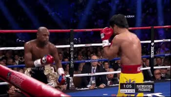 Watch mayweather pacquiao GIF on Gfycat. Discover more related GIFs on Gfycat