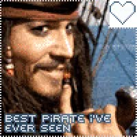 Watch and share Best Pirate Ive Ever Seen animated stickers on Gfycat
