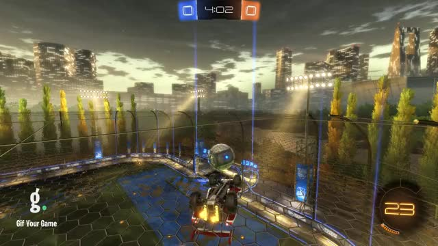 Watch Shot 1: BeK☆ GIF by Gif Your Game (@gifyourgame) on Gfycat. Discover more BeK☆, Gif Your Game, GifYourGame, Rocket League, RocketLeague, Shot GIFs on Gfycat