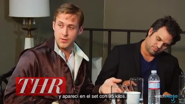 Watch ¡Top 10 Actores que DEJARON una Película por Razones IMPACTANTES! GIF on Gfycat. Discover more celebs, mark ruffalo, ryan gosling GIFs on Gfycat