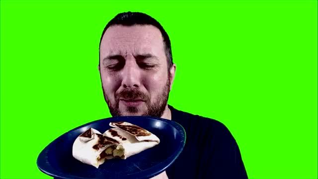 Watch and share Greenscreen GIFs and Breakfast GIFs by Philip 'dm' Campbell on Gfycat