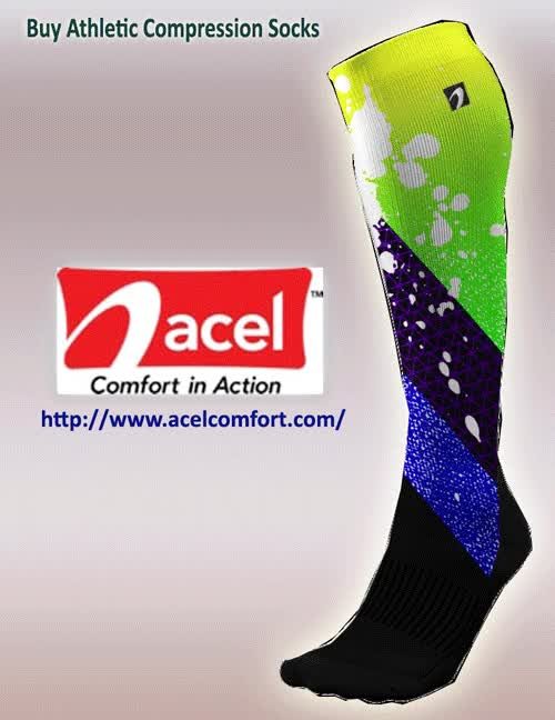 Watch and share Buy Athletic Compression Socks GIFs by acelcomfort on Gfycat