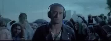 Watch and share Headphones GIFs on Gfycat