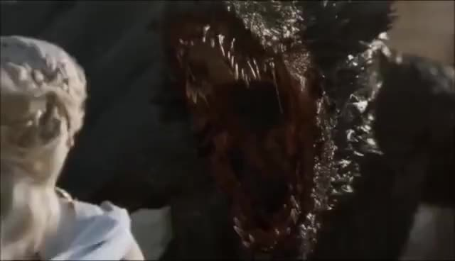 Watch and share Dragon GIFs and Drogon GIFs on Gfycat
