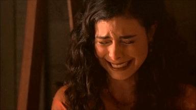 cry, crying, firefly, gentlemanboners, gfycatdepot, morena baccarin, naruto, sad, Sobbing. Trying to stop, but the tears keep coming. Crying. [FireFly 2002 Inara Serra Morena Baccarin no season 2 cry] (reddit) GIFs
