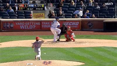 Watch and share Lucas Duda GIFs on Gfycat