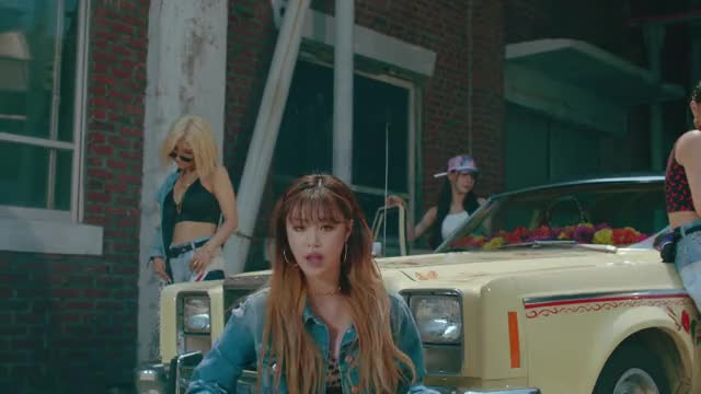 Watch and share Gidle GIFs by Gorthezar on Gfycat