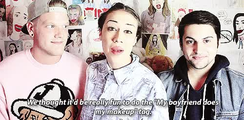 Watch colleen ballinger mirandasings08 gif GIF on Gfycat. Discover more related GIFs on Gfycat