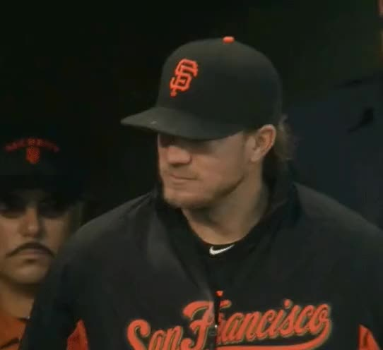 Watch this nah GIF by @justrynahelp on Gfycat. Discover more baseballgifs, hell nah, hell naw, hell no, mlb, nah, naw, no, no way, nope, sfgiants GIFs on Gfycat