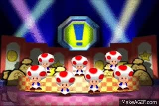 Watch and share Nintendo 64 - Mario Party 3 - Chance Time GIFs on Gfycat