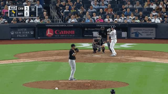 Watch and share Chicago White Sox GIFs and Baseball GIFs on Gfycat