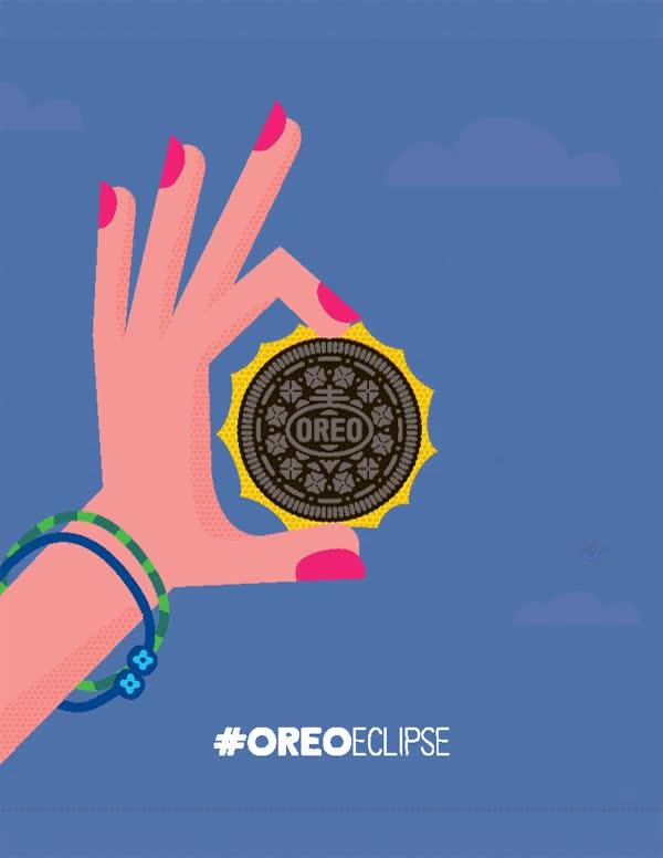 Watch and share Oreo GIFs on Gfycat