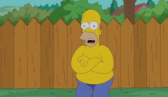 Watch and share The Simpsons GIFs on Gfycat