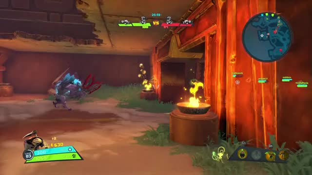 Watch and share Battleborn GIFs and Invisible GIFs by Old Man Cranky on Gfycat