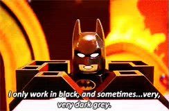 Watch and share Movie - The Lego Movie   Tags: Batman GIFs on Gfycat
