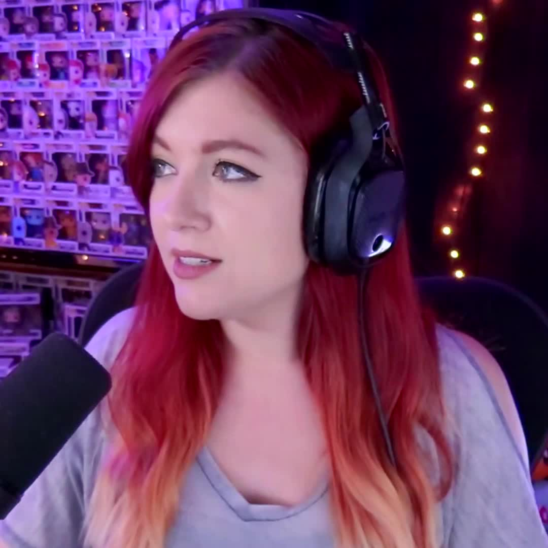 cahla, cahlaflour, crazy, derp, instagram, loop, red hair, silly, twitch, twitter, what, youtube, Cahlaflour Derp 06 GIFs