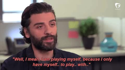 Watch playing with myself GIF on Gfycat. Discover more oscar isaac GIFs on Gfycat