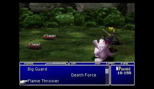 Watch and share Final Fantasy VII - 12 GIFs on Gfycat