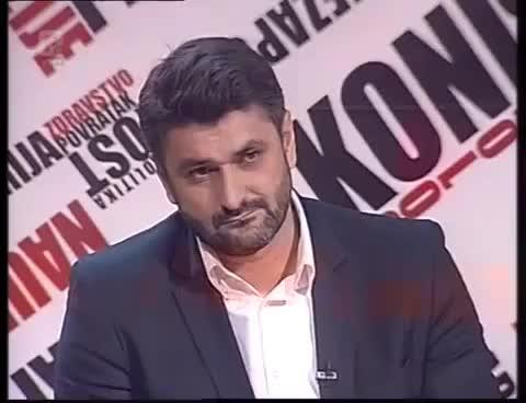 Sabina Cudic   lekcija  Emiru Suljagicu o DF u i obmani glasaca