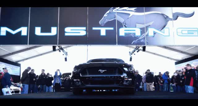 Watch Ford Mustang GIF on Gfycat. Discover more related GIFs on Gfycat