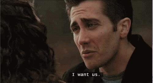 Watch and share Jake Gyllenhaal GIFs and Anne Hathaway GIFs on Gfycat