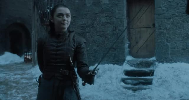 Watch Throat GIF by @therubyrose on Gfycat. Discover more Maisie Williams GIFs on Gfycat