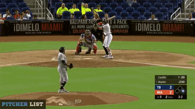 Watch and share Tampa Bay Rays GIFs and Miami Marlins GIFs on Gfycat